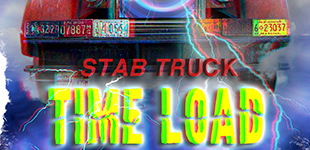 """Stab Truck: Time Load"" Movie Poster"