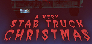 """A Very Stab Truck Christmas"" TV Movie Poster"
